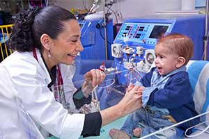 Pediatrics – the Ruth Rappaport Children's Hospital at Rambam Medical Center