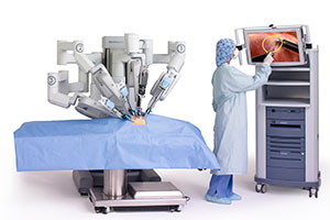 Uro-gynecological surgeries with the use of the Da Vinci robot at Rambam