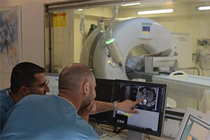 The Neurology Department at Rambam Medical Center